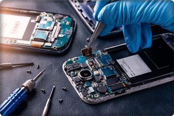 Akıllı telefon tamiri
